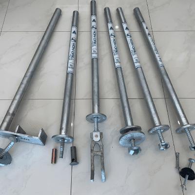 Non-Drill Post Connectors