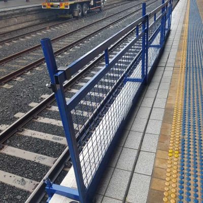 Train Platform Edge Protection