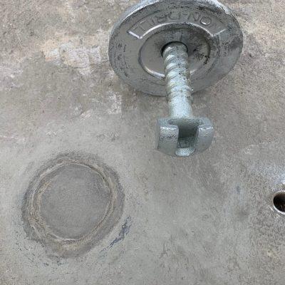 Non-Drill For Edge Protection
